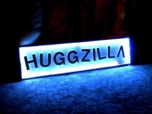 Huggzilla